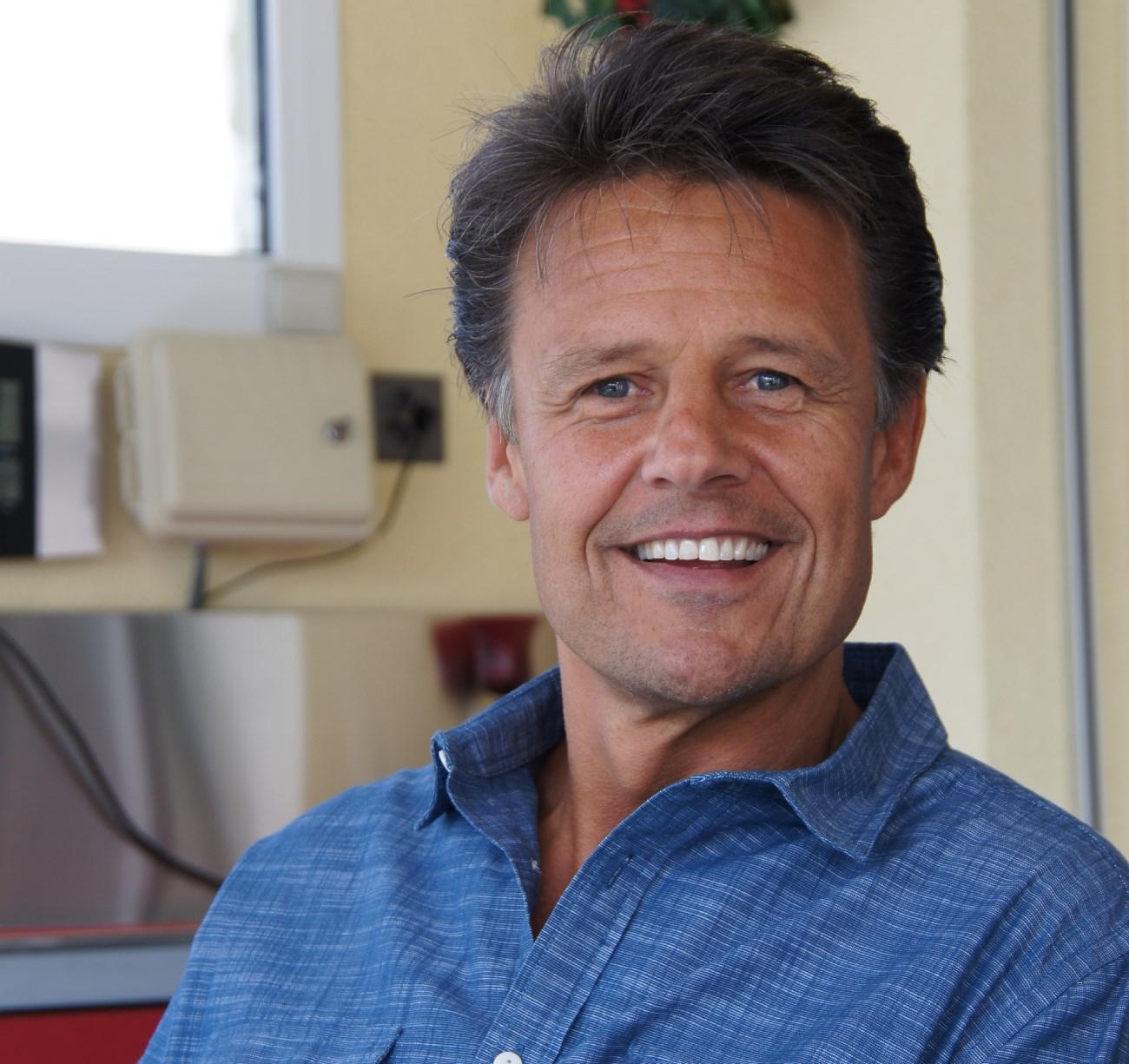 Markus Lutz ist Sänger und Unternehmer. Als Mark Dean hat er zahlreiche Erfolge gefeiert. Jetzt will es der Magdener nochmals wissen. - 0.14017500_1395234433