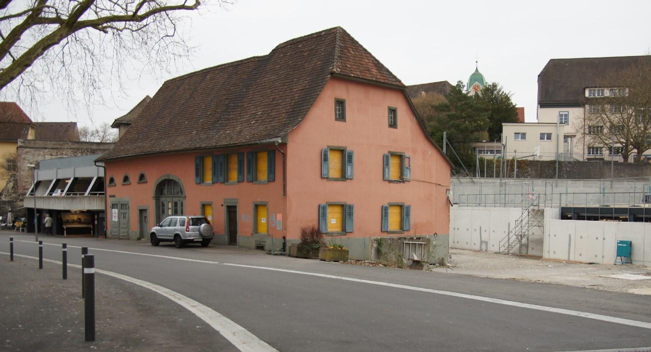 Das Projekt ist ein Haus aus rotem Backstein. Projekte und Layout eines Backsteinhauses 46