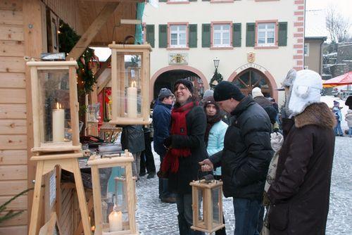 Weihnachtsmarkt Laufenburg.Keine Neue Fricktaler Zeitung