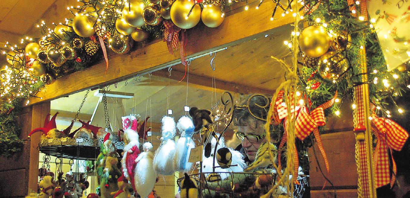 Weihnachtsmarkt Laufenburg.Neue Fricktaler Zeitung Einmalig Durch Das Grenzenlose