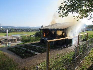 Brand Mittel in Rheinfelden