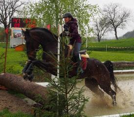 Concours Complet trotz Regen ein Erfolg