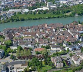 Der Schweizer Heimatschutz zeichnet Rheinfelden aus. Foto: Gerry Thönen