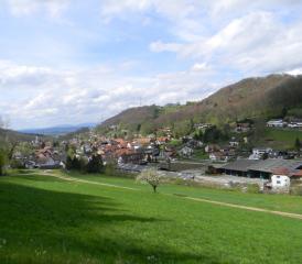 Einige ländliche Gemeinden im Fricktal, wie Obermumpf, geraten durch den neuen Finanzausgleich unter Druck.